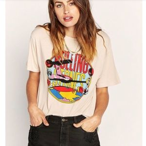 - Daydreamer Rolling Stones Tee